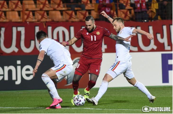 3:2. Հայաստանի կամային հաղթանակը Ռումինիայի հավաքականի նկատմամբ