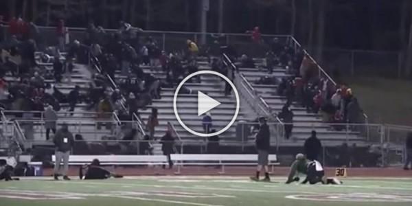 Զինված անձինք ներխուժել են մարզադաշտ ու կրակ բացել ֆուտբոլային հանդիպման ժամանակ (Տեսանյութ)