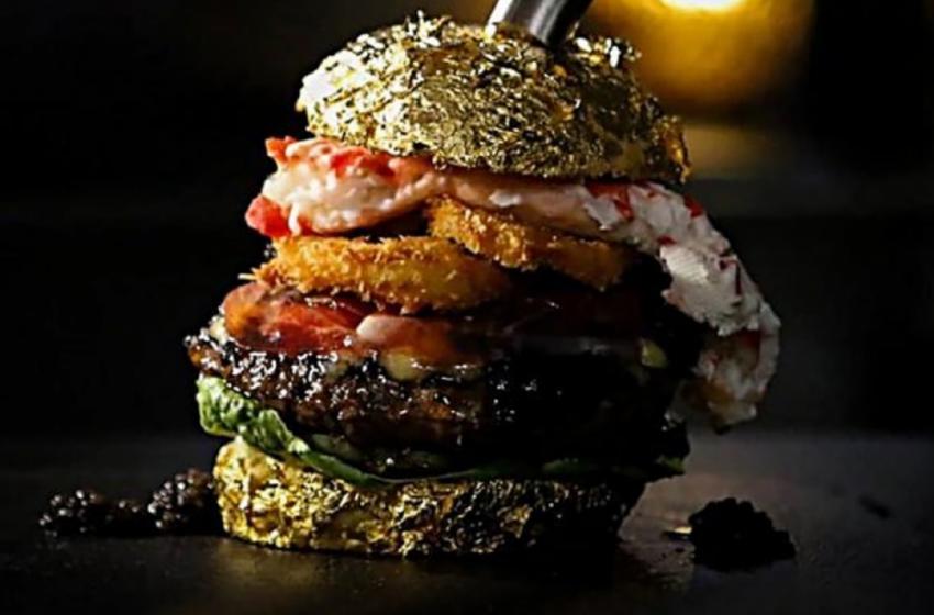 $6000. hոլանդացի խոհարարն արտասովոր բաղադրիչներից ստեղծել է աշխարհում ամենաթանկարժեք բուրգերը (Տեսանյութ)