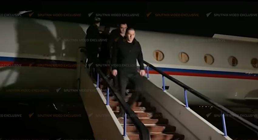 Ինչպես հայ ռшզմագերիները վերադարձան Հայաստան (տեսանյութ)
