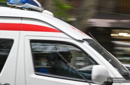 Երևան-Գյումրի ճանապարհին «Գազել»-ի կողաշրջման հետևանքով վիրավորներից 3-ի վիճակը գնահատվում է ծայրահեղ ծանր