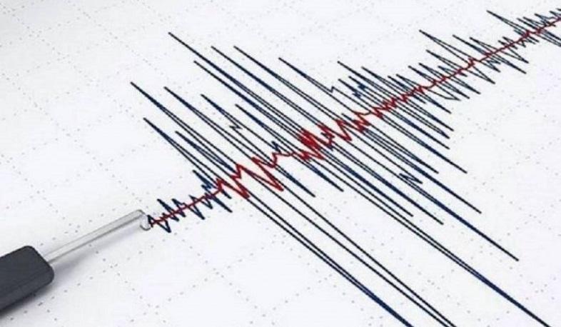 Թուրքիայում երկրաշարժ է գրանցվել