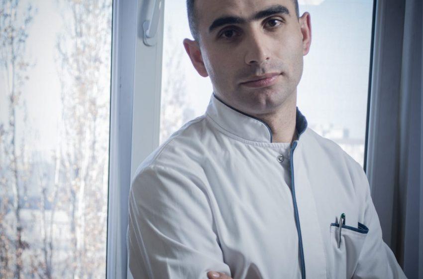 38 տարեկան պացիենտը երեկ պատմում էր իր ապրումների ու վախերի մասին, երբ միացված էր ապարատային շնչառության․ բժիշկ Ռուբեն Ստեփանյան