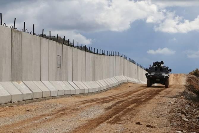 Թուրքիան Իրանի հետ սահմանին անվտանգության պատ է կառուցում (լուսանկարներ)