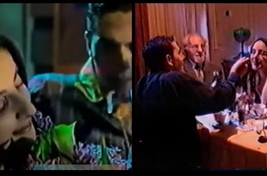 «Հայկոն ինձ ու Հասմիկ Կարապետյանին լուսանկարեց՝ ցույց տալու համար, թե ինչքան նման ենք…». 22 տարի առաջ նկարահանվեց այս հոլովակը