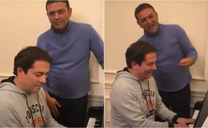 «Էնքա՜ն էի սիրում, որ նվագում էիր». Արսեն Սաֆարյան (տեսանյութ)