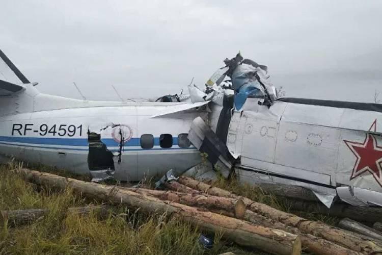 Ինքնաթիռ է վթարվել, զոհվել է 16 մարդ