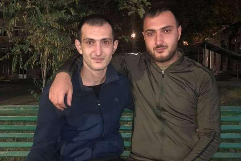 Ախպերս տուն եկավ․ գերությունից քիչ առաջ վերադարձած Մելս Ամբարդարյանի եղբայրը լուսանկար է հրապարակել